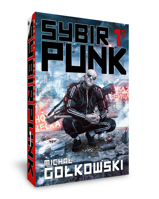 Sybir Punk vol. 1 - Michał Gołkowski